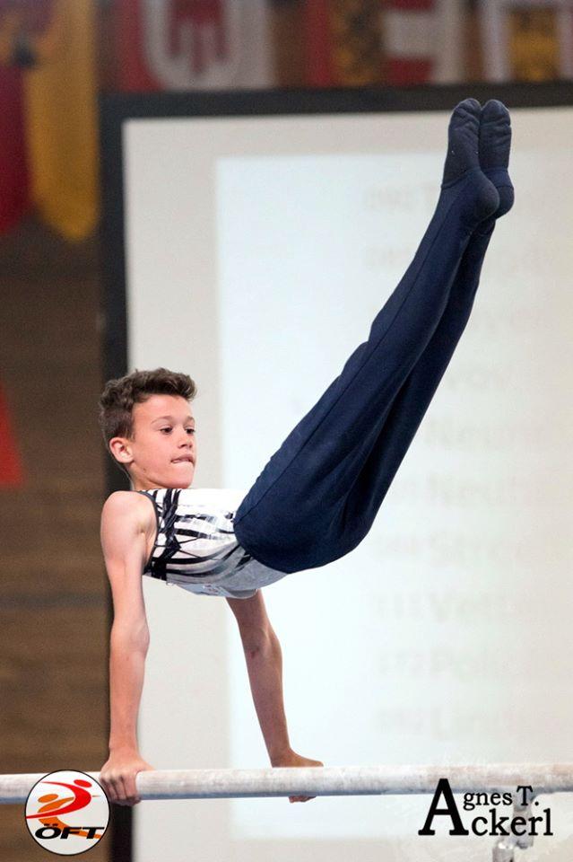 Österreichische Jugendmeisterschaften im Kunstturnen, 17. / 18.06.2017