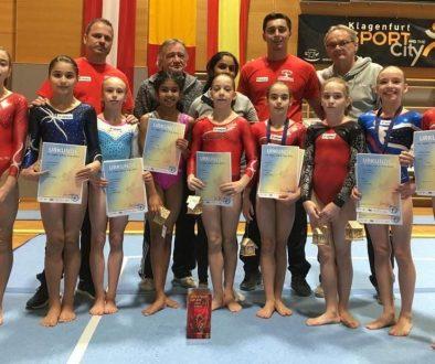 23. Internationaler Alpen Adria Cup, 24.11.2018, Klagenfurt